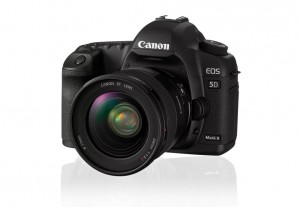 Filmdrohne Canon EOS 5D Mark II