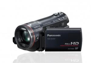 Filmdrohne Panasonic HDC 707