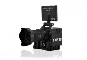 Filmdrohne RED Scarlet